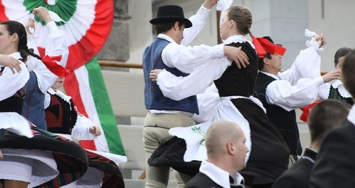 163rd Anniversary of the Hungarian Revolution