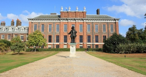 Visit Kensington Palace Royal Resident during your next London vacations.