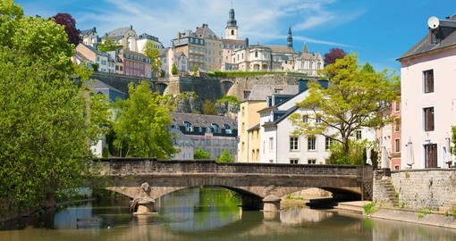 See unspoiled Luxembourg on your European Vacation