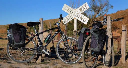 Bike the famous Otago Central Rail Trail on your New Zealand Vacation