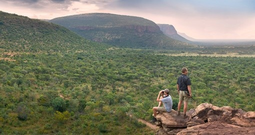 Explore Marataba Walking Trails on your next South Africa tours.