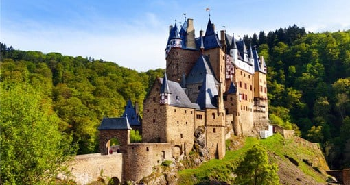 Experience Eltz Castle near Koblenz on your German vacations