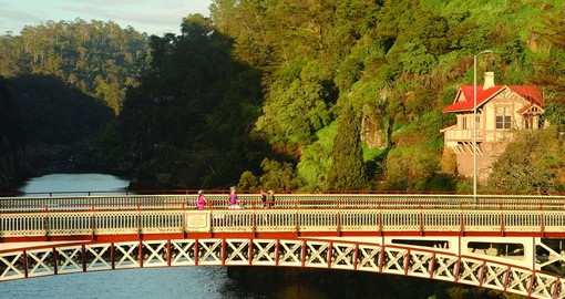 Discover Launceston Bridge on your next trip to Australia.
