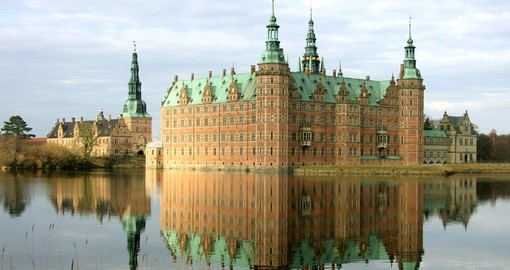 Visit Frederiksborg Castle on your trip to Denmark