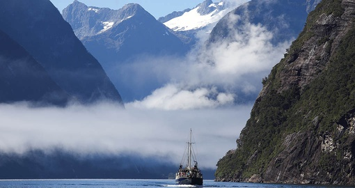 Cruise in luxury on your New Zealand Holiday