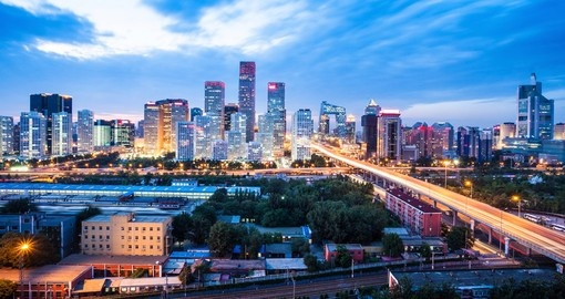 Experience bustling Beijing on your China Vacation