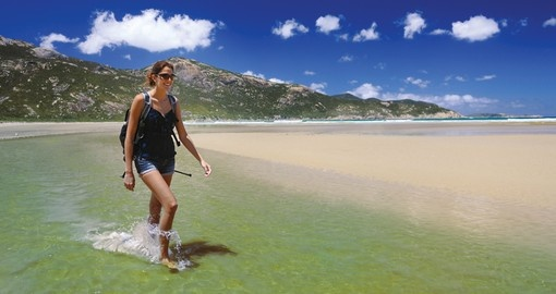 Enjoy this beautiful The Great Alpine Way during your next trip to Australia.