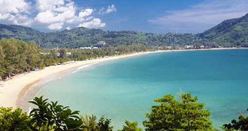 Spend your Thai vacation relaxing on Kamala Beach Phuket