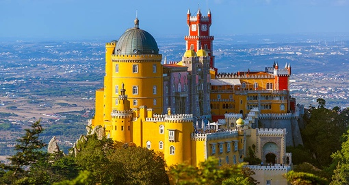 Visit Sintra on your trip to Portugal