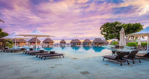 Manava Beach Resort Moorea