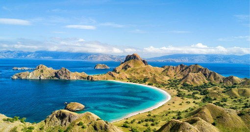 One of Indonesia's natural treasures, Komodo National Park was established in 1980