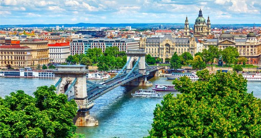 See the best of Budapest of your Hungary Tour