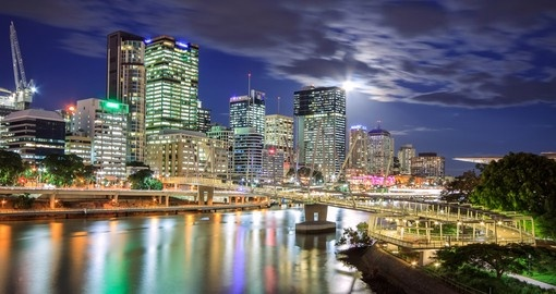Take in spectacular city views on your trip to Brisbane
