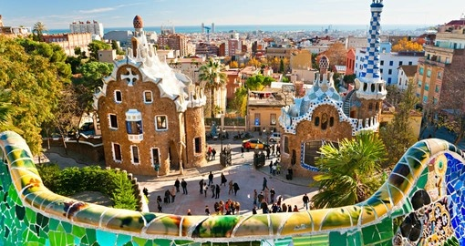 Spain is the starting point for your Mediterranean Cruise