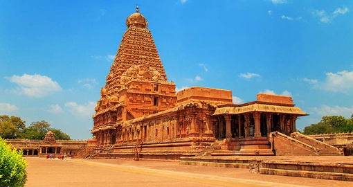 Visit Brihadeeswara Temple on your trip to India