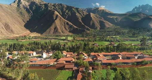 Take full advantage of all the amenities of Hotel Aranwa Sacred Valley can offer on your next trip to Peru