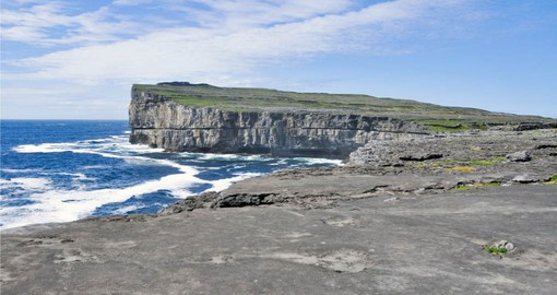 Your Ireland tours includes a visit to the Aran Islands