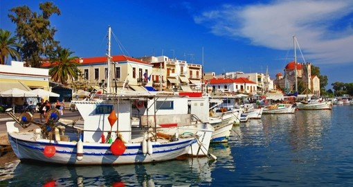 Visit the Isle of Aegina on your Greece Vacation