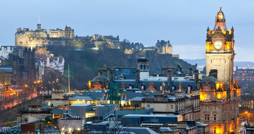 With an abundance of history and beautiful architecture, Edinburgh is a city that you won't forget in a hurry