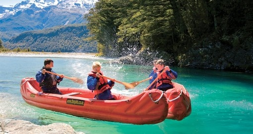 Dart River Funyak Safari - Great for kids