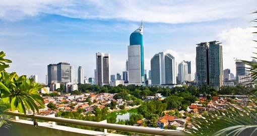 Jakarta is the capitcal of Indonesia
