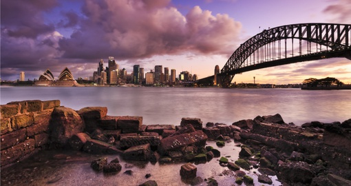 Explore iconic Sydney on your Australia vacation