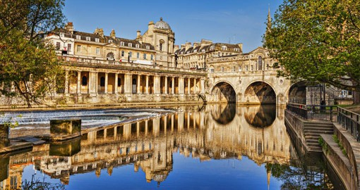 Visit Stonehenge and Bath on your England vacation