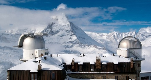 Visit Matterhorn mountain side during your next Europe vacations.