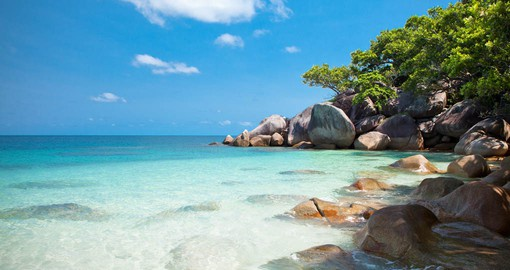 Magnetic Island boasts the natural beauty and serenity of an island paradise