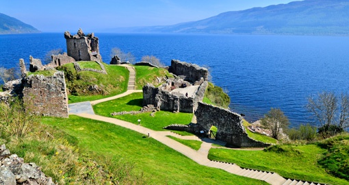 Loch Ness, the Home of Nessie
