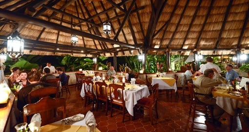 Experience all the amenities Chaa Creek Jungle Resort can offer during your next trip to Belize.