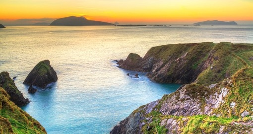 Experience The Dingle Peninsula as part of your Ireland Vacation