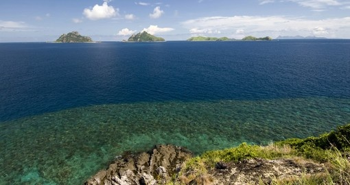 Explore magical Mamanuca Islands on your next trip to Fiji.