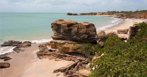 Australia's beaches are a highlights of  Australia vacation packages
