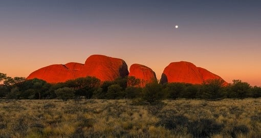 Experience the Kata Tjuta on your next Australia tours.