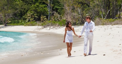 Romance in the Seychelles