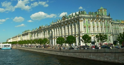 Winter Palace, St Peteresburg