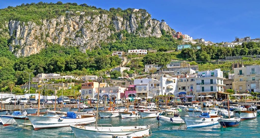 Every Italy vacation should include a trip to Capri