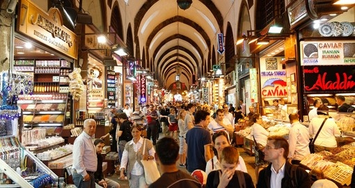 One of the largest covered markets in the world