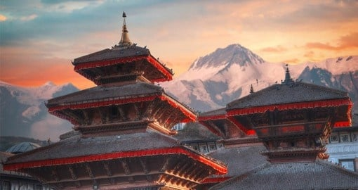 Your Nepal trip visits the Ancient City of Patan in the Kathmandu Valley