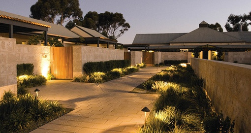 Your Australia Vacation includes a Stay of Distinction at The Louise in the Barossa Valley