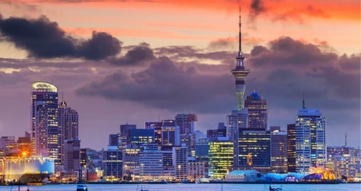 Explore Auckland on your New Zealand Tour