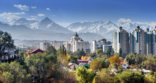 Almaty Vacations, Tours & Travel Packages - 2021/22 | Goway