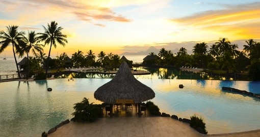 Explore all the amenities of the InterContinental Resort Tahiti  during your next Tahiti vacations.