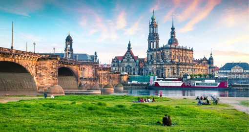 The capital of the state of Saxony, Dresden is distinguished by the celebrated art museums and classic architecture
