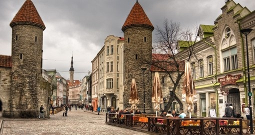 "Explore the ""old country"" like Tallinn, Estonia"