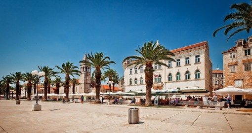 Visit Trogir as part of your Croatia tours