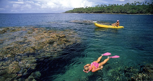 Goway Travel Namale Fiji Island Resort Spa On Sale