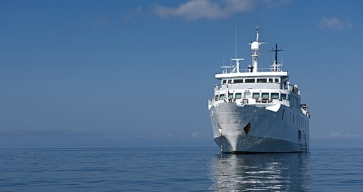 Cruise around the Galapagos on your Ecuador Vacation