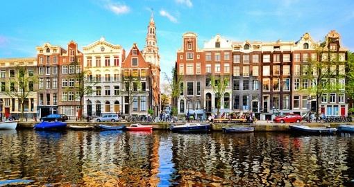 Explore Amsterdam and feel like you are in 17th-century Golden Age during your next Netherlands vacations.